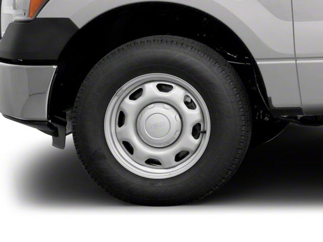 2011 Ford F-150 Prices and Values Regular Cab XL 2WD wheel