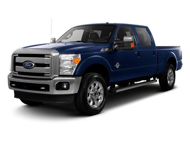 2011 Ford Super Duty F-250 SRW Prices and Values Crew Cab Lariat 4WD