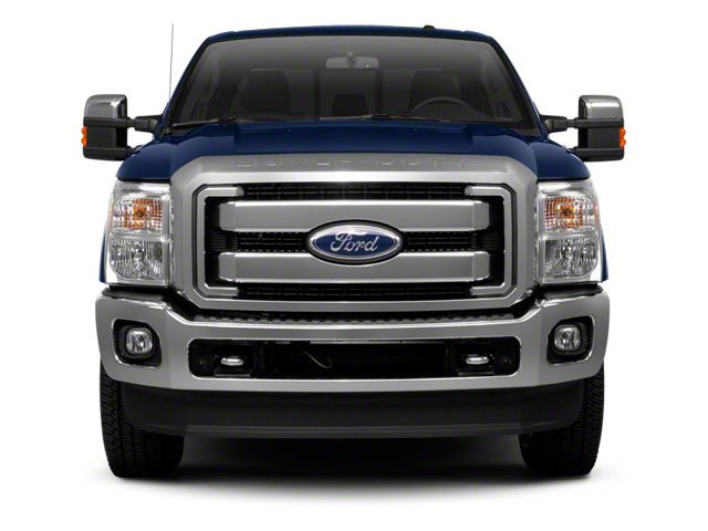 2011 Ford Super Duty F-250 SRW Prices and Values Crew Cab Lariat 4WD front view