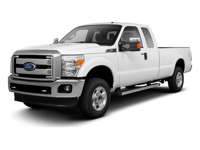 2011 Ford Super Duty F-250 SRW Pictures Super Duty F-250 SRW Supercab XL 2WD photos side front view