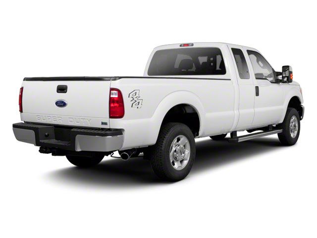 2011 Ford Super Duty F-250 SRW Pictures Super Duty F-250 SRW Supercab XL 2WD photos side rear view