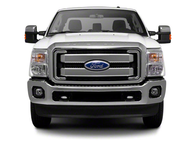 2011 Ford Super Duty F-250 SRW Pictures Super Duty F-250 SRW Supercab XL 2WD photos front view