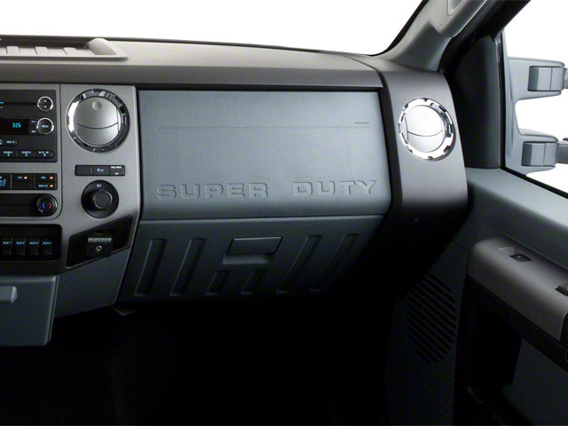 2011 Ford Super Duty F-250 SRW Pictures Super Duty F-250 SRW Regular Cab XL 4WD photos passenger's dashboard