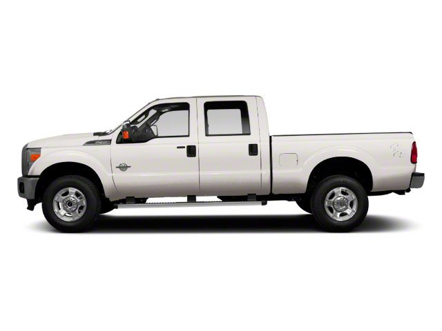 2011 Ford Super Duty F-350 DRW Prices and Values Crew Cab King Ranch 4WD side view