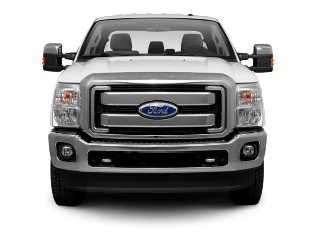 2011 Ford Super Duty F-350 DRW Prices and Values Crew Cab King Ranch 4WD front view