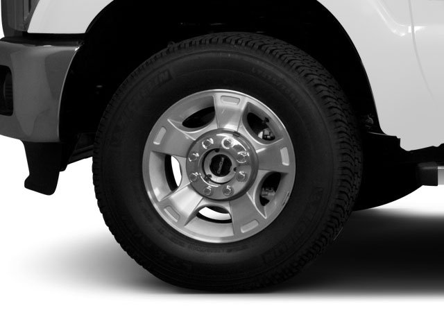2011 Ford Super Duty F-350 DRW Prices and Values Crew Cab King Ranch 4WD wheel