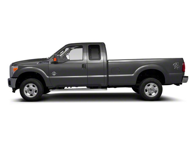 2011 Ford Super Duty F-350 DRW Prices and Values Supercab Lariat 2WD side view