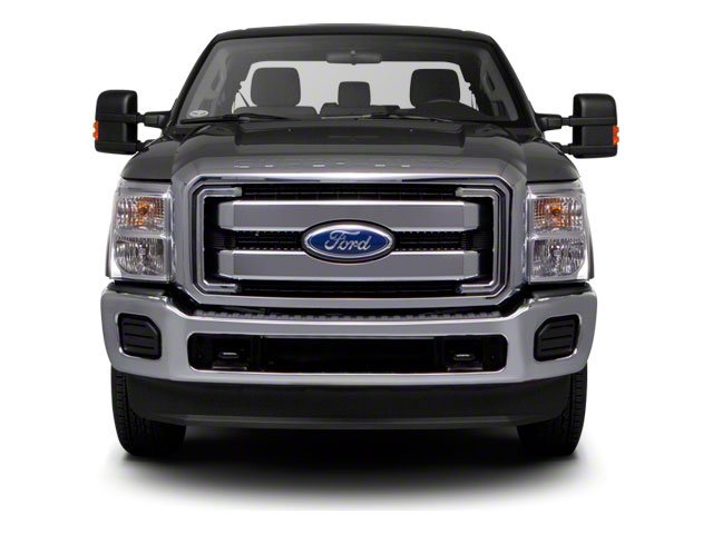 2011 Ford Super Duty F-350 DRW Prices and Values Supercab Lariat 2WD front view