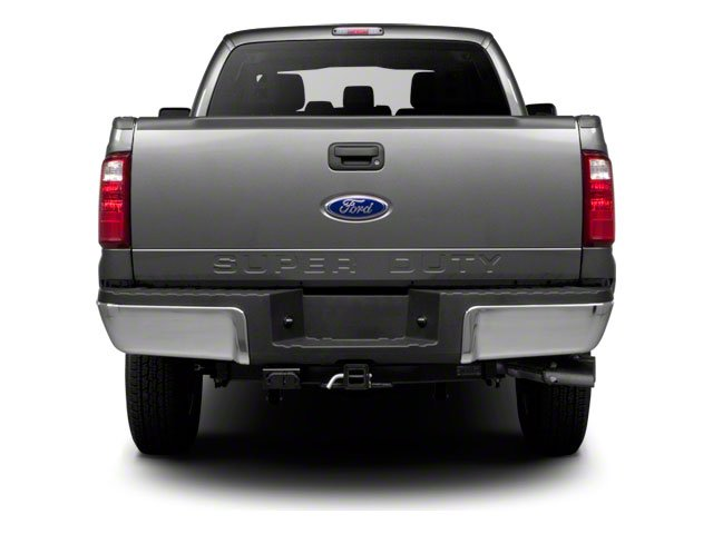 2011 Ford Super Duty F-350 DRW Prices and Values Supercab Lariat 2WD rear view