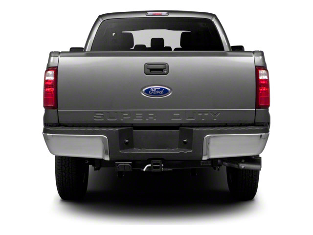 2011 Ford Super Duty F-350 DRW Pictures Super Duty F-350 DRW Supercab XLT 2WD photos rear view