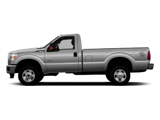2011 Ford Super Duty F-350 DRW Prices and Values Regular Cab XLT 4WD side view