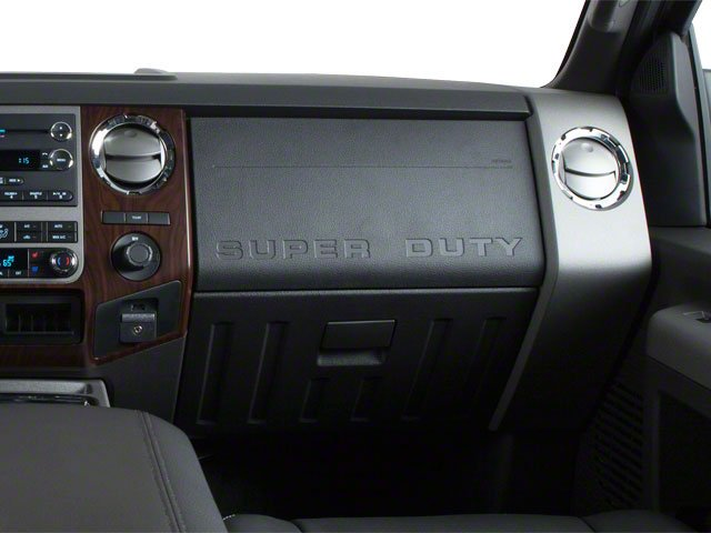 2011 Ford Super Duty F-450 DRW Pictures Super Duty F-450 DRW Crew Cab Lariat 4WD T-Diesel photos passenger's dashboard