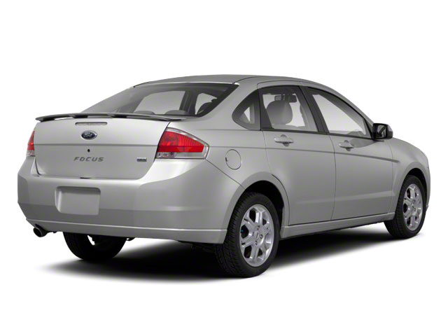 2011 Ford Focus Prices and Values Sedan 4D SEL side rear view
