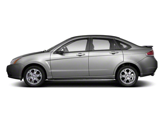 2011 Ford Focus Prices and Values Sedan 4D SEL side view