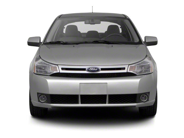 2011 Ford Focus Prices and Values Sedan 4D SEL front view