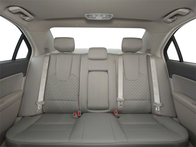 2011 Ford Fusion Pictures Fusion Sedan 4D Hybrid photos backseat interior