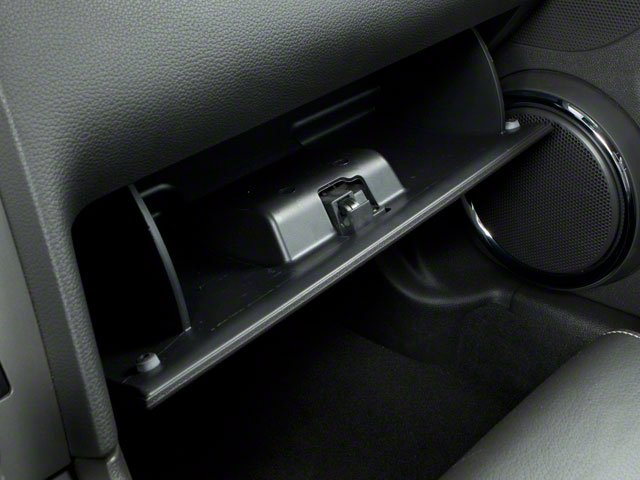 2011 Ford Mustang Pictures Mustang Convertible 2D GT photos glove box