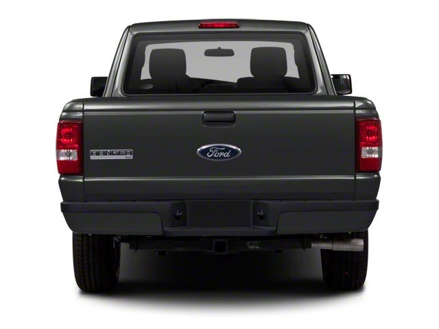 2011 Ford Ranger Prices and Values Supercab 2D XL rear view
