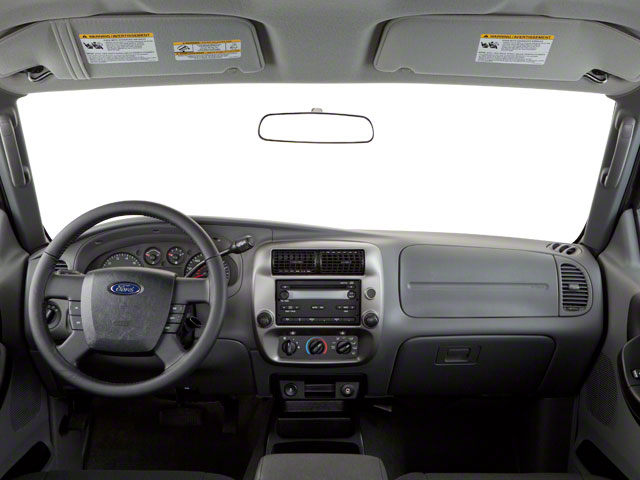 2011 Ford Ranger Prices and Values Supercab 2D XL full dashboard