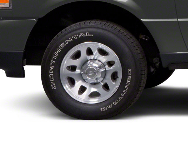 2011 Ford Ranger Prices and Values Supercab 2D XL wheel