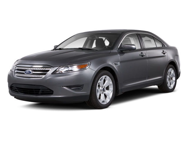 2011 Ford Taurus Prices and Values Sedan 4D SHO AWD