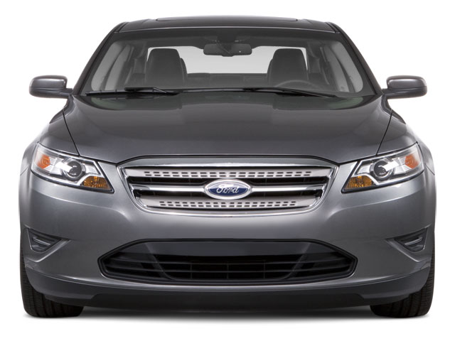 2011 Ford Taurus Prices and Values Sedan 4D SHO AWD front view