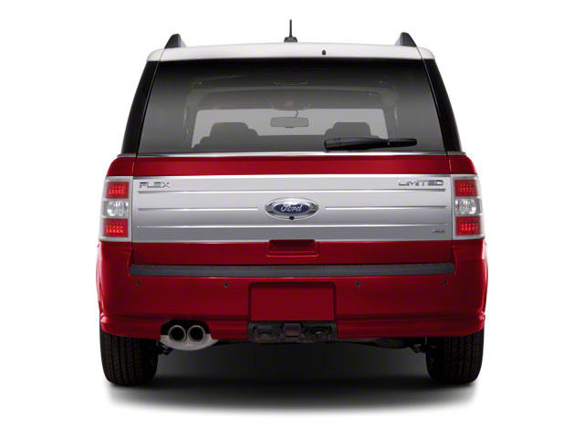 2011 Ford Flex Prices and Values Wagon 4D Limited 2WD rear view