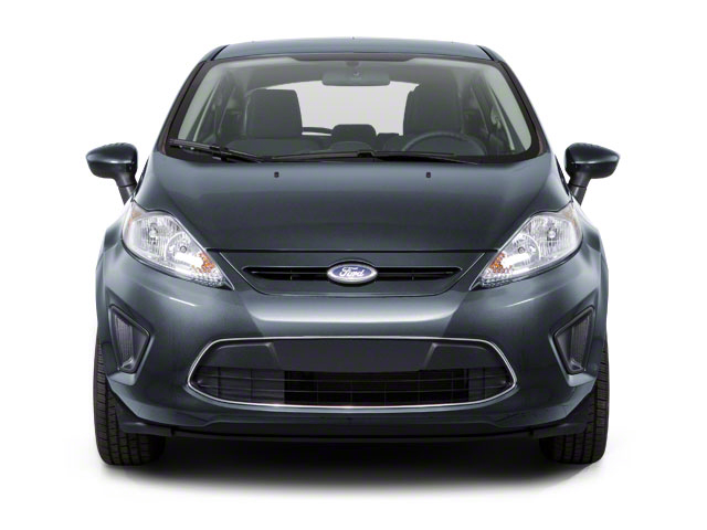 2011 Ford Fiesta Pictures Fiesta Hatchback 5D SE photos front view