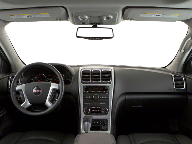 2011 GMC Acadia Prices and Values Wagon 4D SL 2WD full dashboard