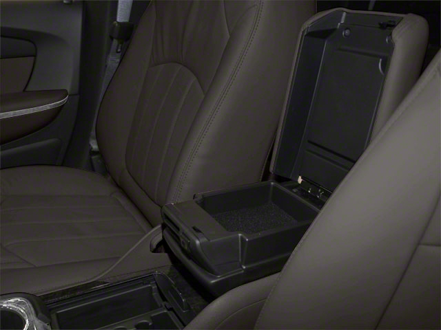 2011 GMC Acadia Prices and Values Wagon 4D SL 2WD center storage console