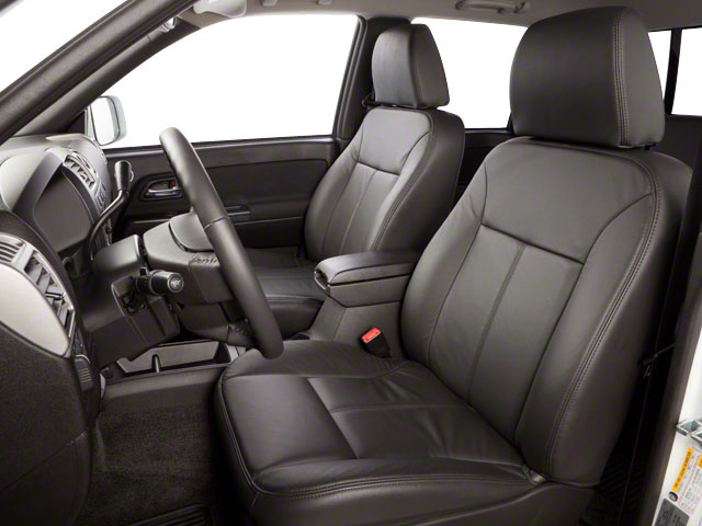 2011 GMC Canyon Prices and Values Crew Cab SLT front seat interior
