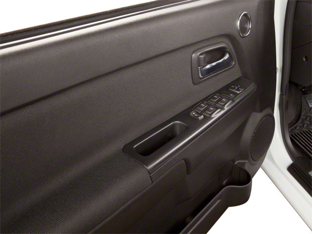 2011 GMC Canyon Prices and Values Crew Cab SLT driver's door