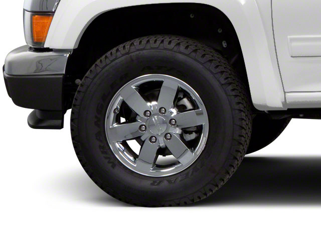 2011 GMC Canyon Prices and Values Crew Cab SLT wheel