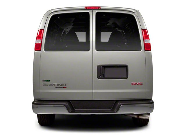 2011 GMC Savana Passenger Pictures Savana Passenger Savana LS 135 photos rear view