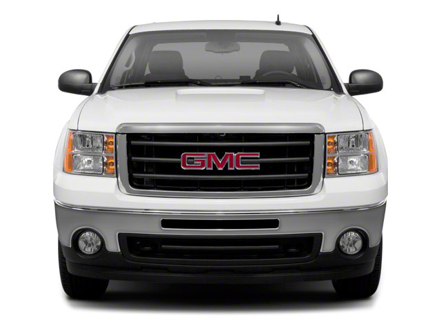 2011 GMC Sierra 1500 Pictures Sierra 1500 Crew Cab SLE 2WD photos front view
