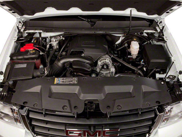 2011 GMC Sierra 1500 Prices and Values Crew Cab SL 4WD engine