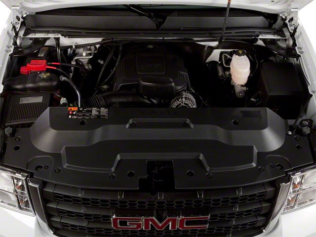 2011 GMC Sierra 2500HD Prices and Values Regular Cab SLE 2WD engine