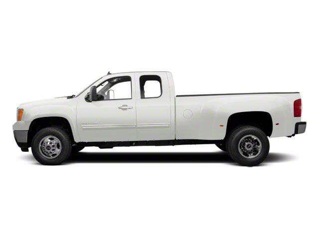 2011 GMC Sierra 3500HD Prices and Values Extended Cab SLE 2WD side view