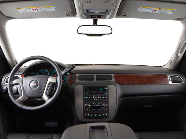 2011 GMC Sierra 3500HD Prices and Values Extended Cab SLE 2WD full dashboard