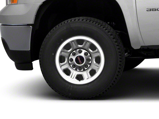 2011 GMC Sierra 3500HD Prices and Values Regular Cab SLE 4WD wheel