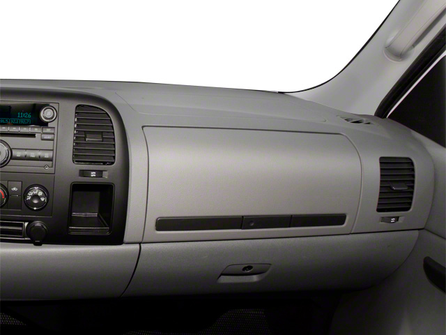 2011 GMC Sierra 3500HD Prices and Values Regular Cab SLE 4WD passenger's dashboard