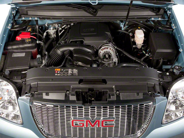 2011 GMC Yukon Prices and Values Utility 4D SLE 4WD engine