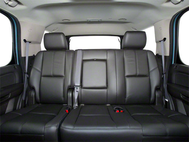2011 GMC Yukon Prices and Values Utility 4D SLE 4WD backseat interior