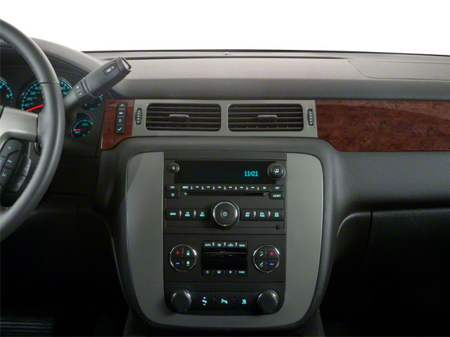 2011 GMC Yukon Prices and Values Utility 4D SLE 4WD center dashboard
