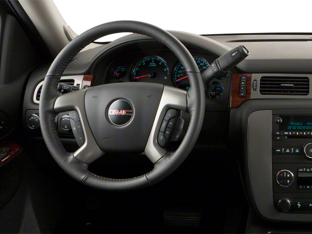 2011 GMC Yukon XL Prices and Values Utility C1500 SLT 2WD driver's dashboard