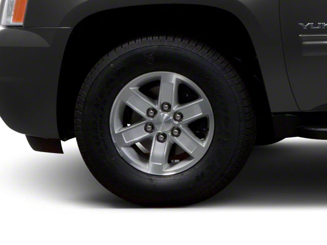 2011 GMC Yukon XL Prices and Values Utility C1500 SLT 2WD wheel