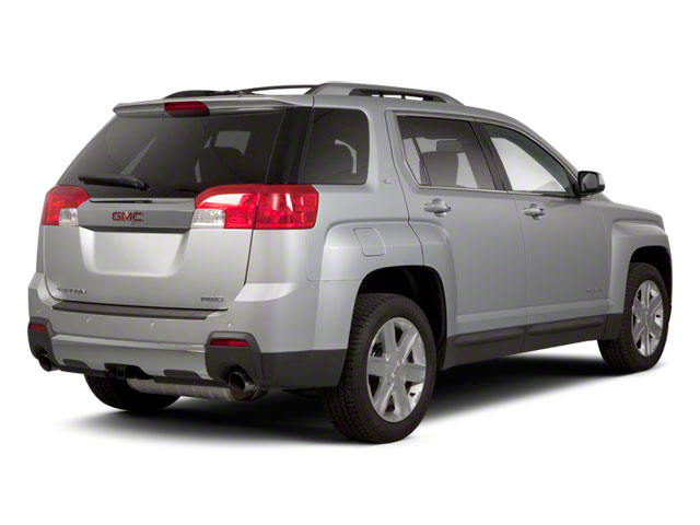 2011 GMC Terrain Prices and Values Utility 4D SLT AWD side rear view