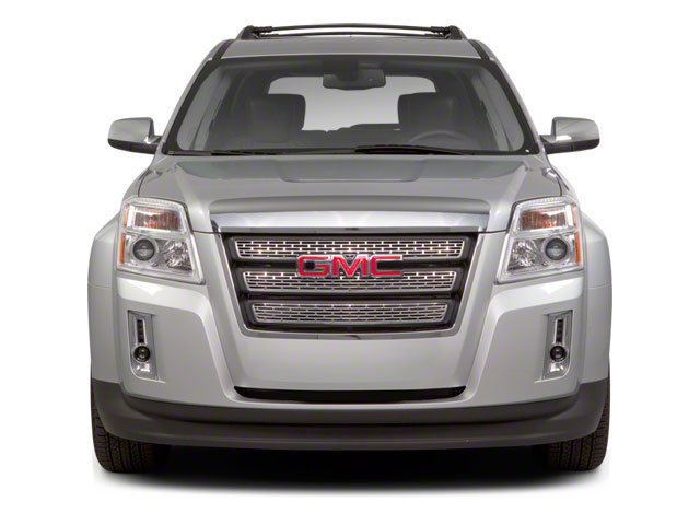 2011 GMC Terrain Prices and Values Utility 4D SLT AWD front view