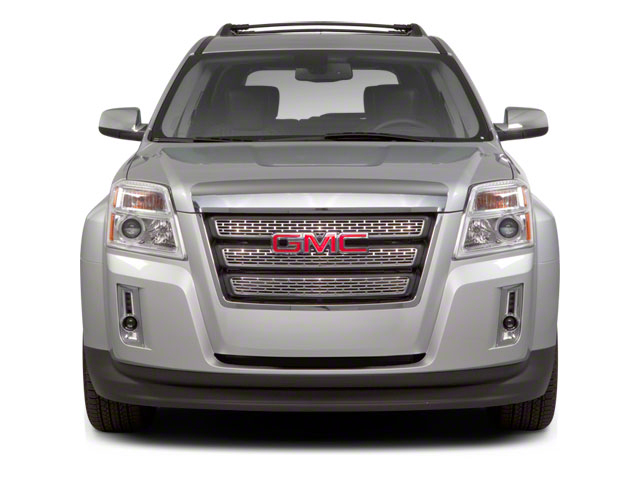 2011 GMC Terrain Prices and Values Utility 4D SLT2 AWD front view