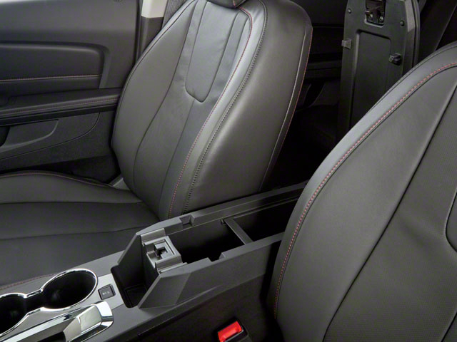 2011 GMC Terrain Prices and Values Utility 4D SLT2 AWD center storage console